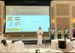 UAE Ministry of Interior holds anti-money laundering course with Spanish counterpart