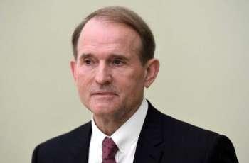 Embattled Opposition Leader Medvedchuk Says US Running Ukraine Like Colony - Reports