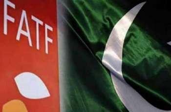 FATF تبقی باکستان فی القائمة الرمادیة لأربعة أشھر قادمة