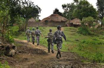 UN Rights Experts Warn Myanmar Military of Accountability for Int'l Crimes in Protests