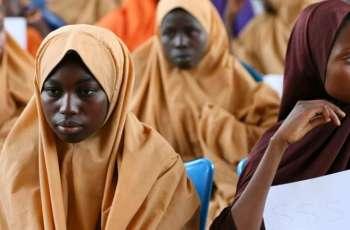 اختطاف 317 طالبة من مساکن الطلبة من احدی المدارس فی نیجیریا