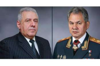 Russian, Armenian Defense Ministers Discuss Karabakh, Regional Situation - Moscow