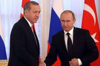 Putin, Erdogan to Attend Virtual Groundbreaking Ceremony at Akkuyu NPP 3d Unit - Minister