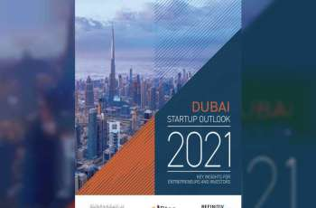 New report offers global startups, investors insights on Dubai's entrepreneurial ecosystem