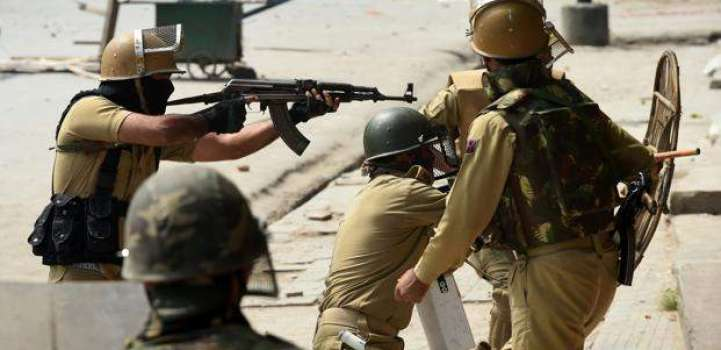 Two Policemen Die After Terrorist Attack in Jammu and Kashmir - S ..