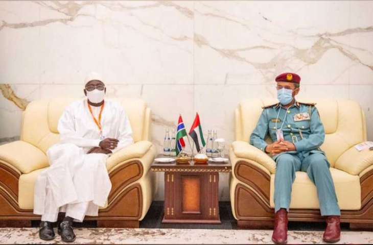 MoI discusses cooperation with Gambia, Jordan and Italy in field of security