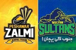 PSL 6 Match 05 Peshawar Zalmi Vs. Multan Sultans 23 February 2021: Watch LIVE on TV