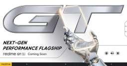 realme GT pre-showed at MWC Shanghai, realme announces its