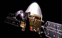 China's Tianwen-1 Probe Enters Mars Parking Orbit
