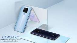 Camon 16 Pro – Another Photography King of Camon Series is launched in Pakistan