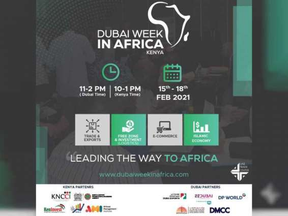 Thousands take part in first day of Dubai Week in Africa 2021 Virtual Expo