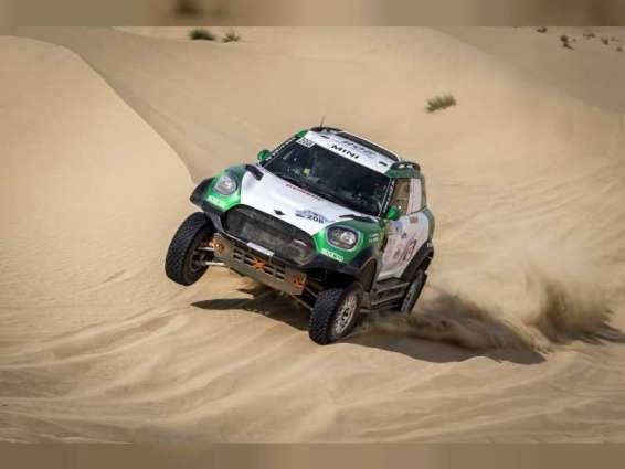 Saudi Arabia's Al Rajhi powers his way into big Dubai Baja lead as Mare closes in on another bikes victory