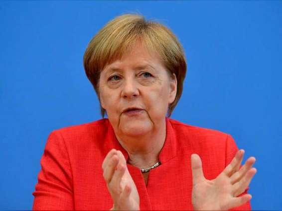 ميركل مستعدة لتخفيف قيود كورونا في ألمانيا بشروط
