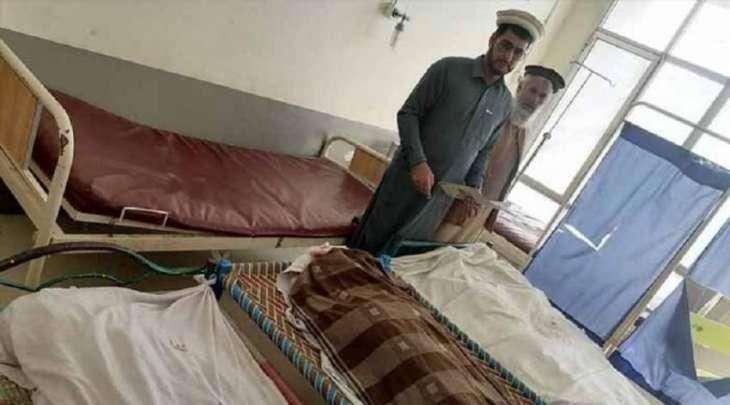 مقتل 4 عاملات اغاثة اثر ھجوم مسلح فی منطقة وزیرستان بباکستان