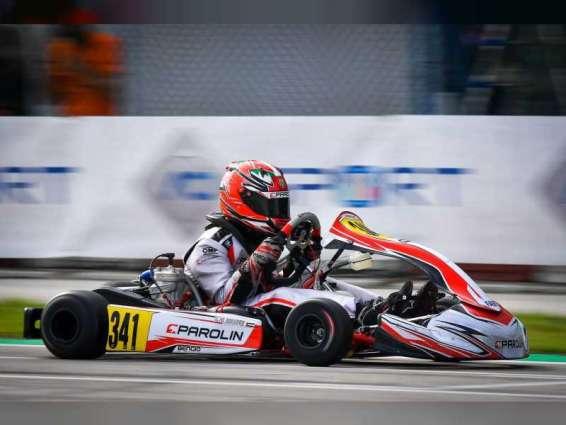Emirati Rashid Al Dhaheri opens new racing season with a big win in Italy