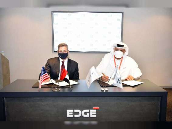 EDGE, Lockheed Martin to explore industrial partnership opportunities across UAE's aerospace & defence sector