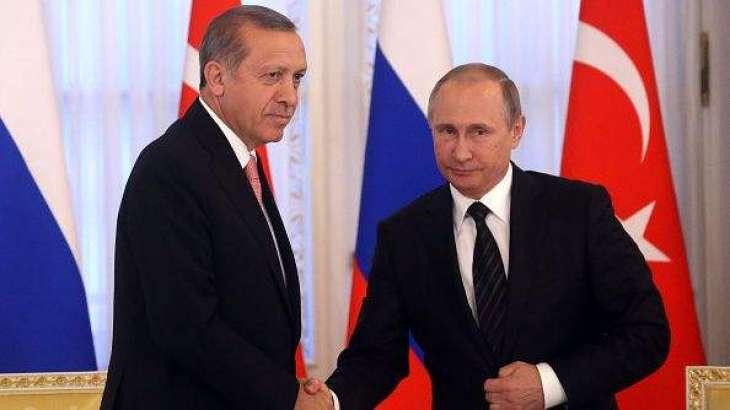 Putin, Erdogan to Attend Virtual Groundbreaking Ceremony at Akkuyu NPP 3d Unit - Minister