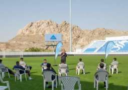 Dubai Sports Council's player development program launches with lectures at Hatta and Al Nasr clubs