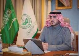 سمو أمير منطقة الجوف يؤكد على متابعة تنفيذ ما يصدر من تعليمات لمنع انتشار فيروس كورونا