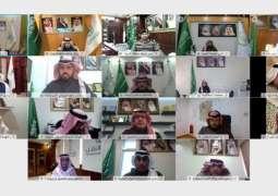 سمو أمير منطقة الجوف يؤكد أهمية تطبيق الإجراءات الاحترازية وعدم التهاون في ضبط المخالفين