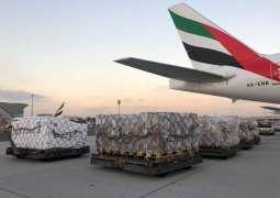 Mohammed bin Rashid orders airlift of humanitarian aid supplies to Sudan
