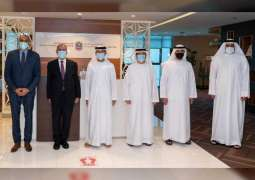 Arab Academy for Science Technology and Maritime Transport, UAE Ministry of Energy and Infrastructure discuss cooperation