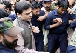 Hamza Shehbaz lashes out at ruling PTI's performance