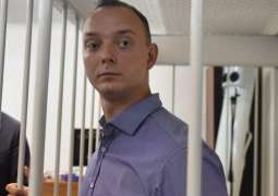 Moscow Court Extends Arrest of Roscosmos Head's Adviser Safronov for 2 Months