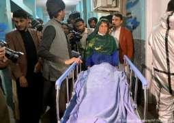 مقتل ثلاث اعلامیات اثر ھجوم مسلح فی أفغانستان