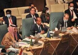 سمو وزير الخارجية يجدد حرص المملكة على وحدة وسيادة وسلامة الأراضي العربية