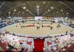 مهرجان الشارقة الدولي الـ22 للجواد العربي ينطلق غدا