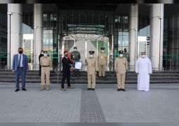 شرطة دبي تحصل على شهادة التصنيف الأوروبي في إدارة الأزمات