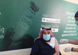 مراكز لقاحات كورونا بالجوف تواصل إعطاء اللقاح للمسجلين عبر تطبيق