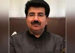 PM nominates Sadiq Sanjrani as PTI's candidate for slot of Senate Chairman