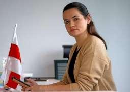 Belarusian Prosecutors Request Lithuania to Extradite Tikhanovskaya