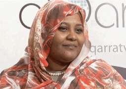 سفیر باکستان لدی الخرطوم یجتمع بوزیرة الخارجیة السودانیة الدکتورة مریم الصادق المھدي