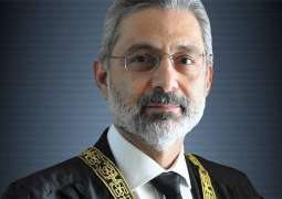 Justice Qazi Faez Isa Case: Justice  Shah stresses upon need for coverage of court proceedings live on TVs