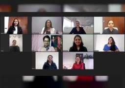 """بورصة دبي للذهب والسلع تحتفل باليوم العالمي للمرأة من خلال مبادرة """"قرع الجرس للمساواة بين الجنسين"""""""
