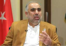 Vote of Trust for PM Imran: Asad Qaisar says he will step down if any irregularity is proven in counting
