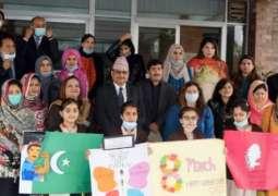 ICIMOD organizes International Women's Day
