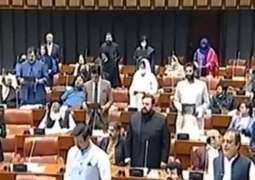 All 48 newly elected-members take oath as senators