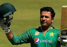 National Cricket's Chief Selector shares the reason of Sharjeel Khan's comeback