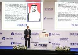 Mohamed bin Zayed awarded 'The 2021 DIHAD International Personality Award for Humanitarian Relief'