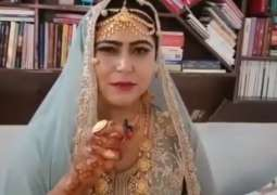 "Mardan's Bride demands Rs 100,000's books as ""Haq Mehr"""