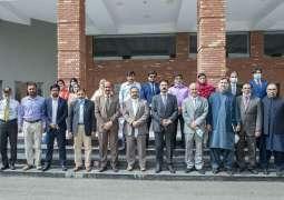 Secretary Forestry Wildlife & Fisheries paid visit at Ravi Campus Pattoki