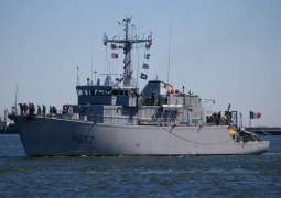 Russian Black Sea Fleet Frigate Sent Out to Explore Seabed After Arrival of NATO Ship