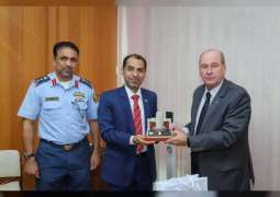 Brazilian Minister of Defence commends country's distinguished ties with UAE