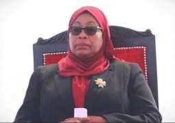 Tanzania's Samia Suluhu Hassan Sworn in as Country's First Female President