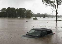 About 18,000 People Evacuated in Australia's New South Wales Because of Floods - Official