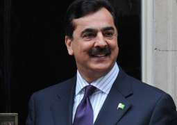 Syed Yousaf Gillani challenges Senate Chairman election before IHC